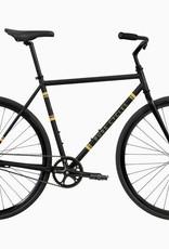 Pure Cycles Coaster Flatback 58/L Black/Yellow