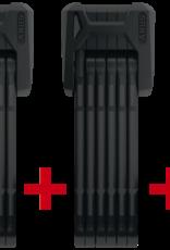 ABUS Bordo XPlus 6500/85 Keyed Alike Twin Set