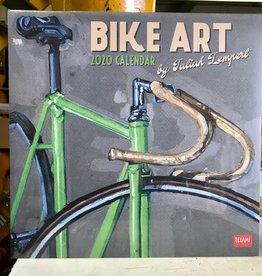 2020 Bicycle Art Calendar