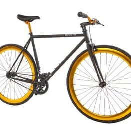 Pure Cycles Fix India 47/XS Black/Gold