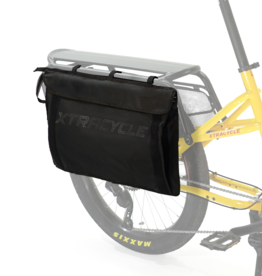 Xtracycle RFA Cargo Bay Black