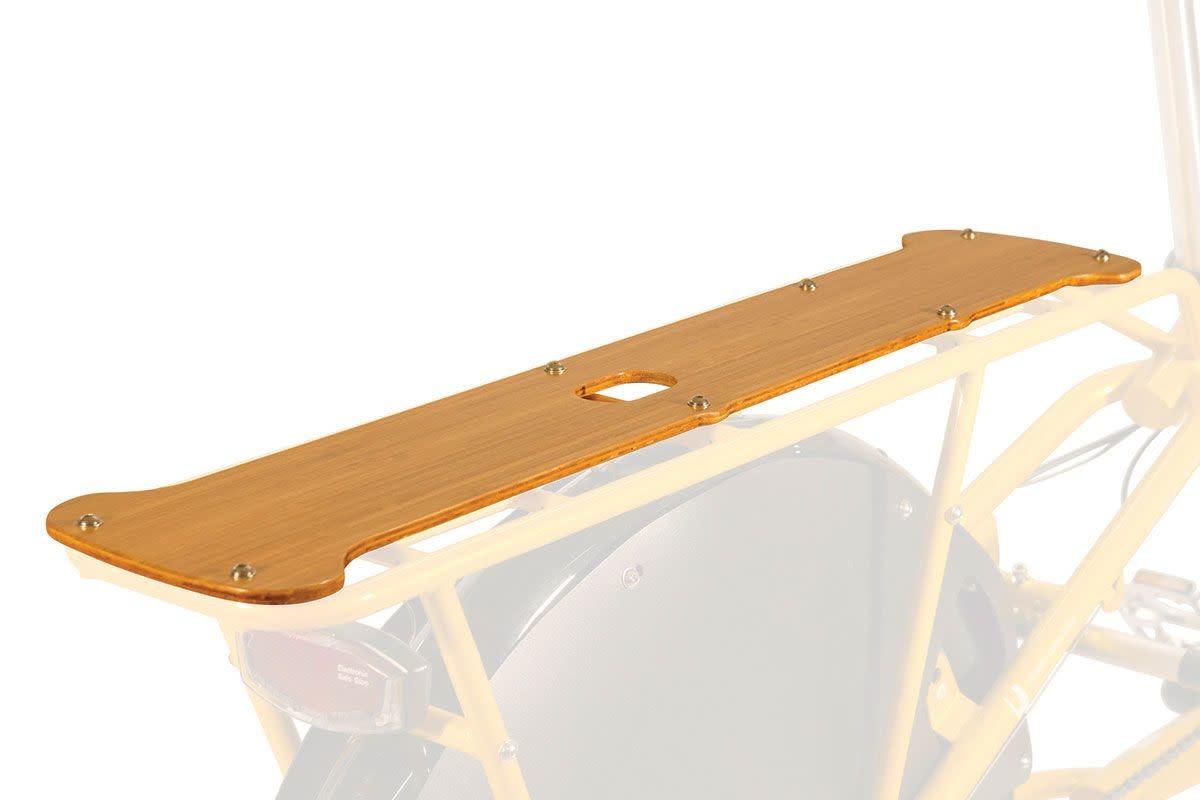 Yuba Bicycles Bamboo Deck (Mundo)
