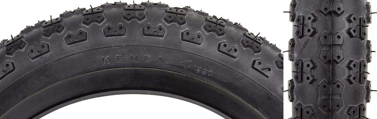 Tire 12-1/2 x 2.125 MX3 Black
