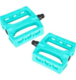 "Pedals 9/16"" BMX Thermalite Turquoise"