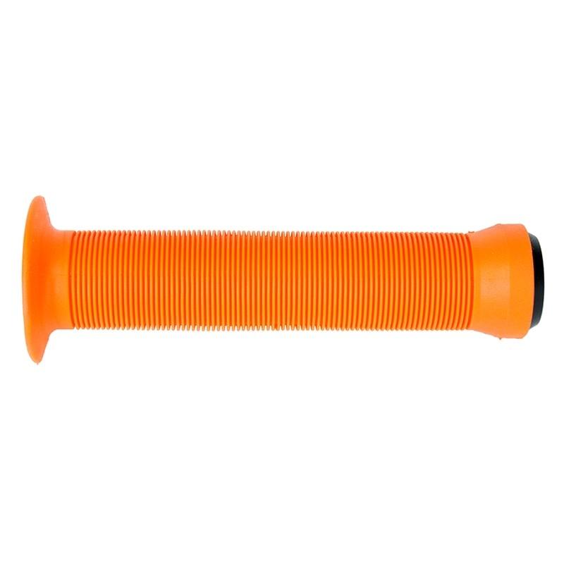 Black Ops Grips BMX Black Circle Orange