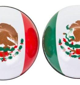 Trik Topz Valve Caps  - Flag - Mexico