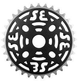 "SE BIKES Chainwheel 1pc 33T 1/8"" Black"
