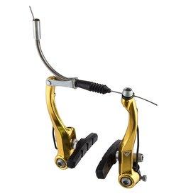 Linear Pull Brake Gold