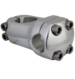 Threadless Stem BMX Piston Silver