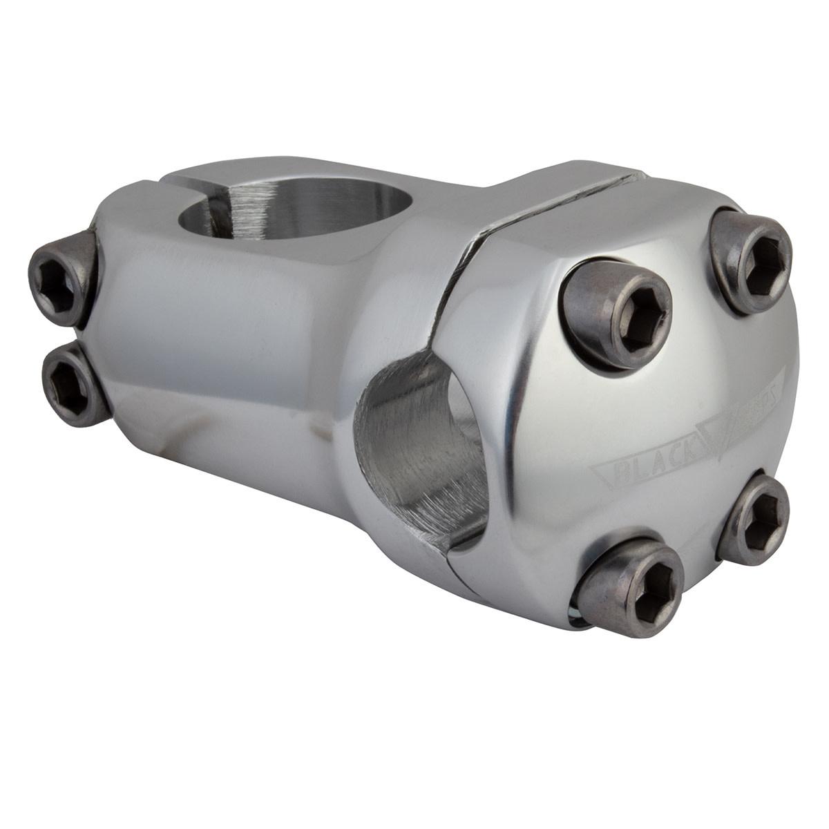 Threadless Stem BMX Piston Silver