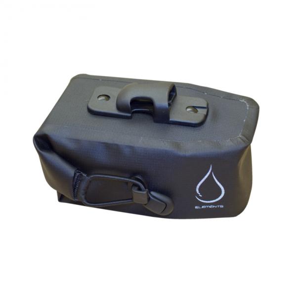 Serfas Seat Bag Monsoon Medium Black