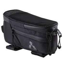 BLACK POINT Frame Bag Top Tube Macropod Black
