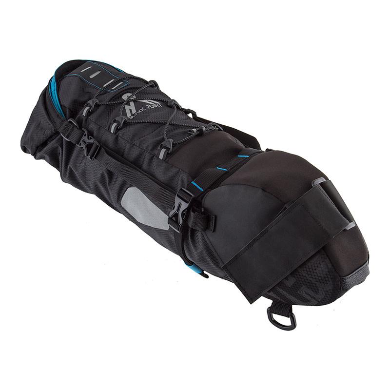 BLACK POINT Seat Bag Macropod 10L Black