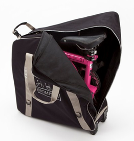 Brompton B Bag Black w/ castors