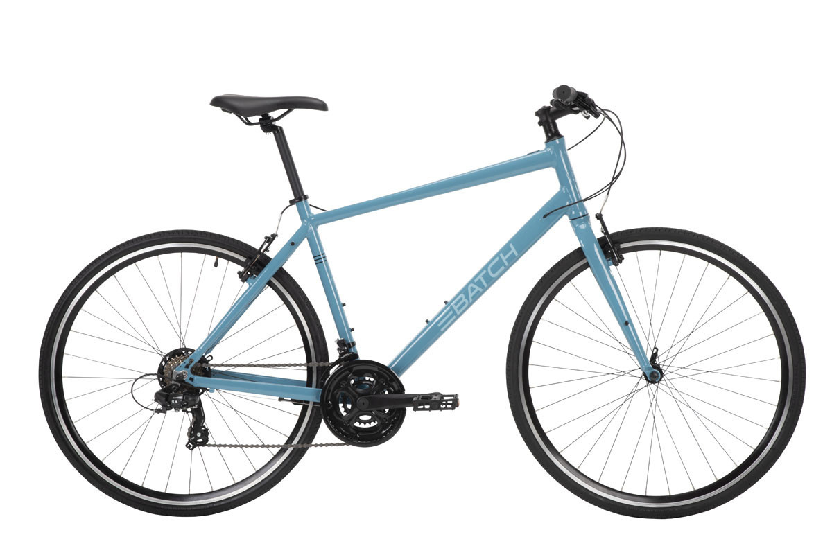 "Batch Bicycles Medium 18"" Blue"