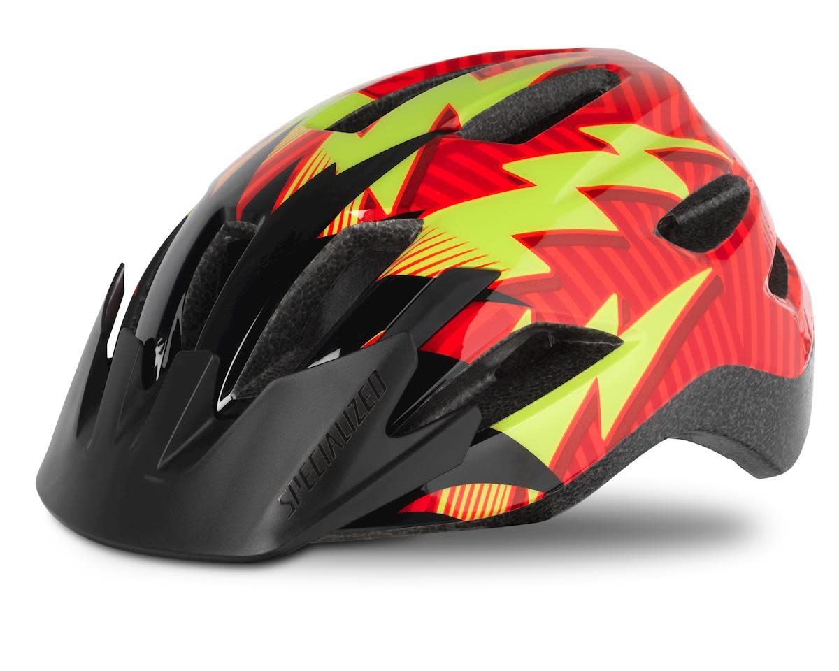 Specialized Helmet Shuffle Child Rocket Red/Black Lightening
