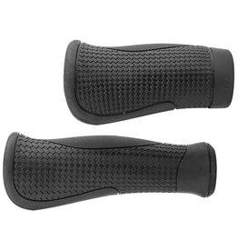 Sunlite Grips Ergo 90mm RH / 130mm LH BK