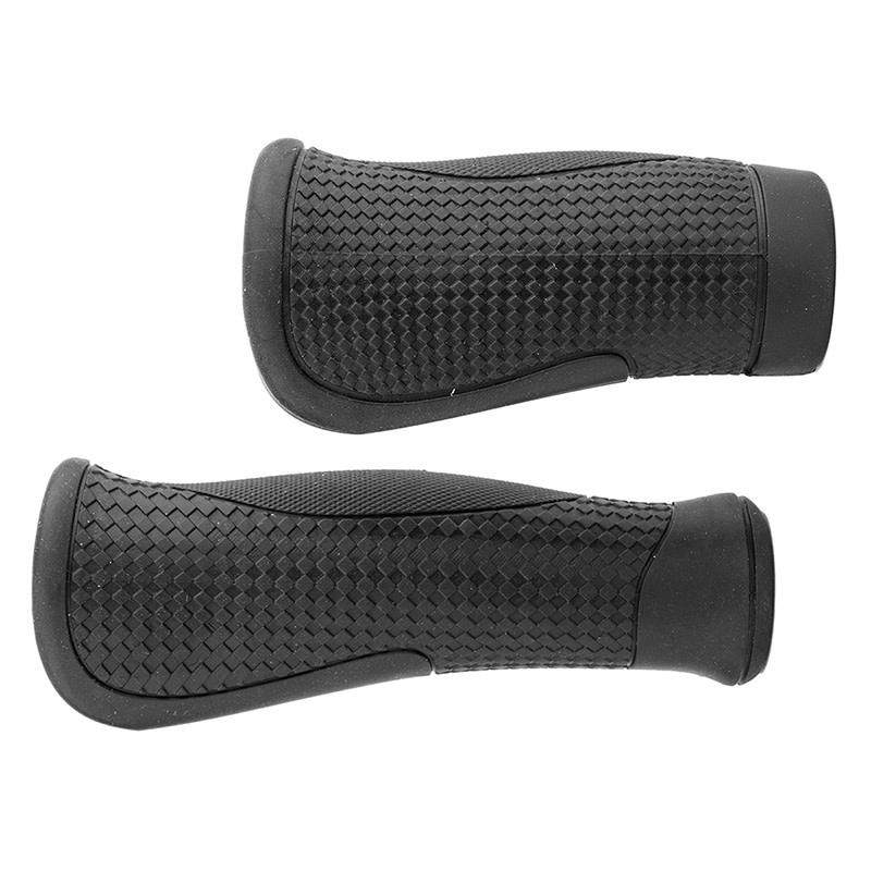 Grips Ergo 90mm RH / 130mm LH BK
