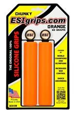 ESI Grips Chunky Silicone Orange