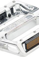 """Wellgo Pedals 9/16"""" BMX B087 Silver"""