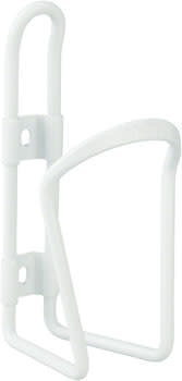 Water Bottle Cage White