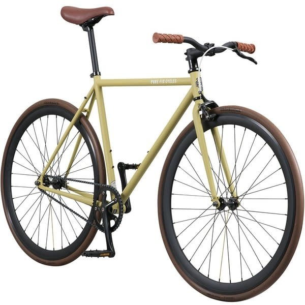 Pure Cycles Pure Fix Sand 54/M Tan/Black