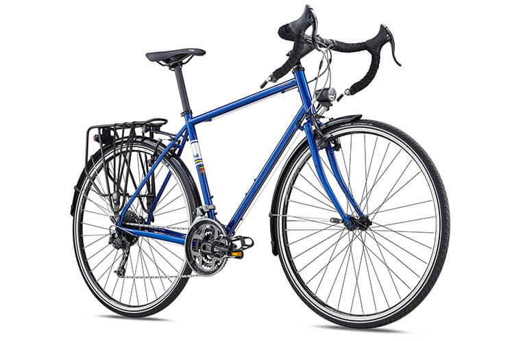 Fuji Touring 58cm Dark Blue