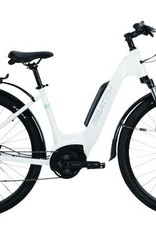 Batch Bicycles E Step Thru S/M White 700c