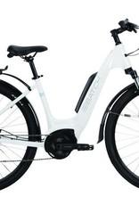 Batch Bicycles E Step Thru M/L White 700c