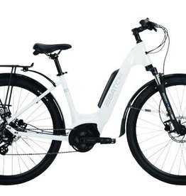 Batch Bicycles E Step Thru M/L White 700c