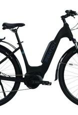 Batch Bicycles E Step Thru Plus M/L Black 700c