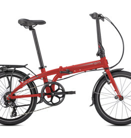 Tern Link C8 Folding Bike Red