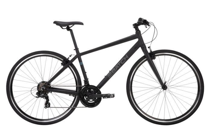 "Batch Bicycles Fitness Small 16"" Black"