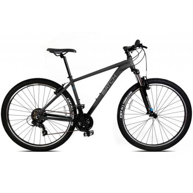 "Batch Bicycles MTB Small 27.5"" Black"
