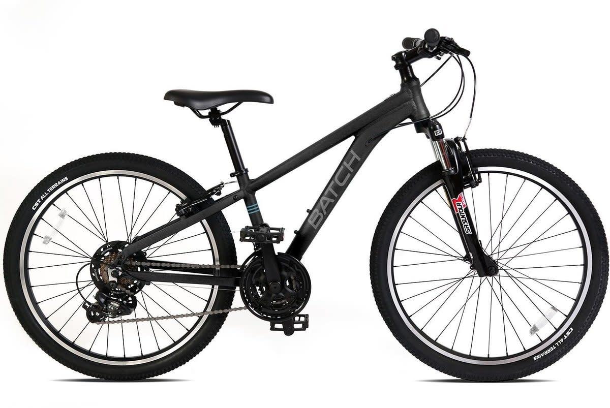 "Batch Bicycles MTB Youth 24"" Black"