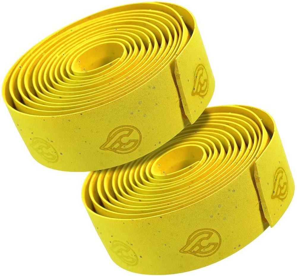 Bar Tape Cork Yellow
