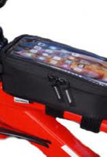 "Phone Holder Top Tube Bag 6"" Phones"