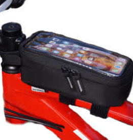 "Phone Holder Top Tube Bag 6"" Phones"