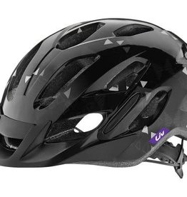 Giant Helmet Unica Youth Black 49-57cm
