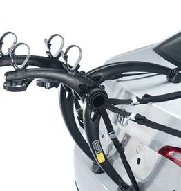 Saris Car Rack Bones 805BL 2 Bike Trunk