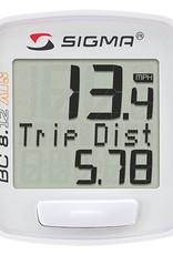 Sigma Computer BC812 ATS Wireless White
