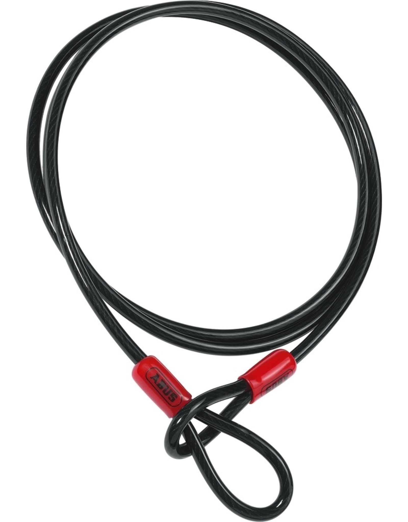 ABUS Cable Cobra Loopcable 4' Black