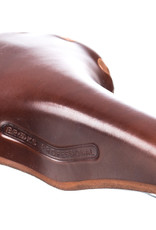 Brooks Team Pro Saddle - Antique Brown