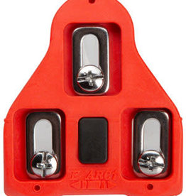 VP Components VP ARC 1 LOOK Delta Cleats, 9 Degree Red