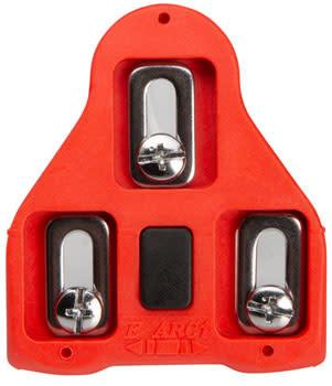 VP Components VP ARC 1 LOOK Delta Cleats, 9 Degree Red