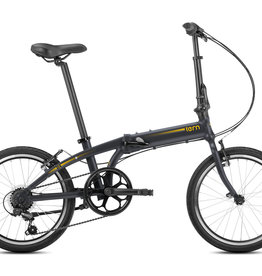 Tern Link A7 Folding Bike Dark Grey