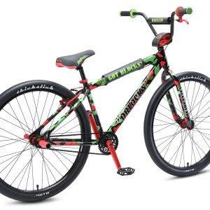 SE BIKES DBlocks Ripper 29 Green/Red Camo