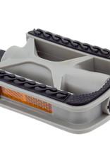 Pedals Non-Slip Gray w/Rubber