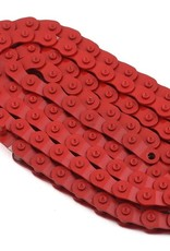 """Chain 1s 1/8"""" Half Link Red"""