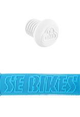 SE BIKES Grips SE Logo Blue/White